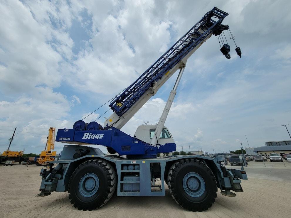 2007 Tadano TR 600 XXL 4 RTC60155 1