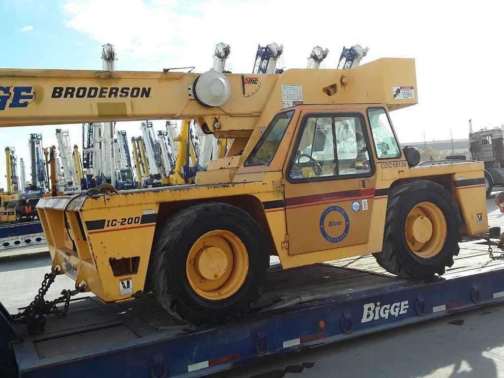 2008 Broderson IC2003 F CDC15136 1