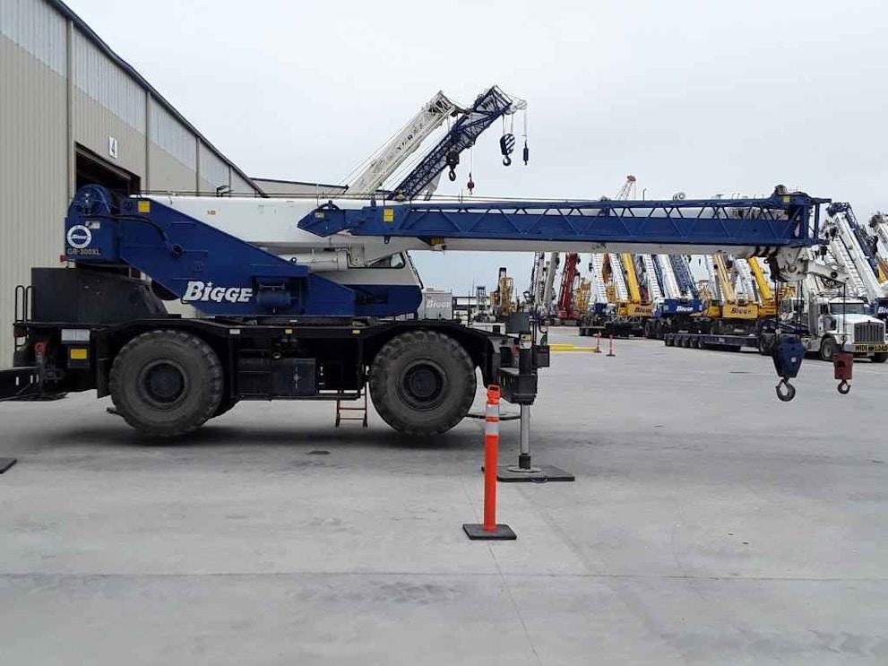 2008 Tadano GR 300 RTC30181 1