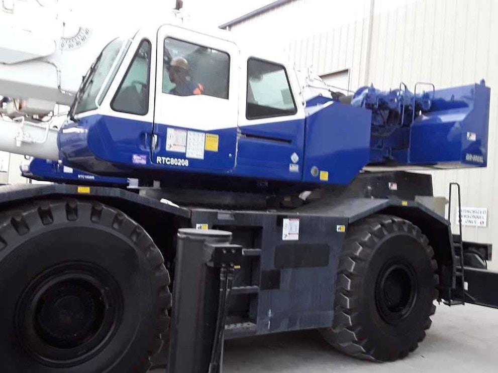 2009 Tadano GR 800 XL RTC80208 1