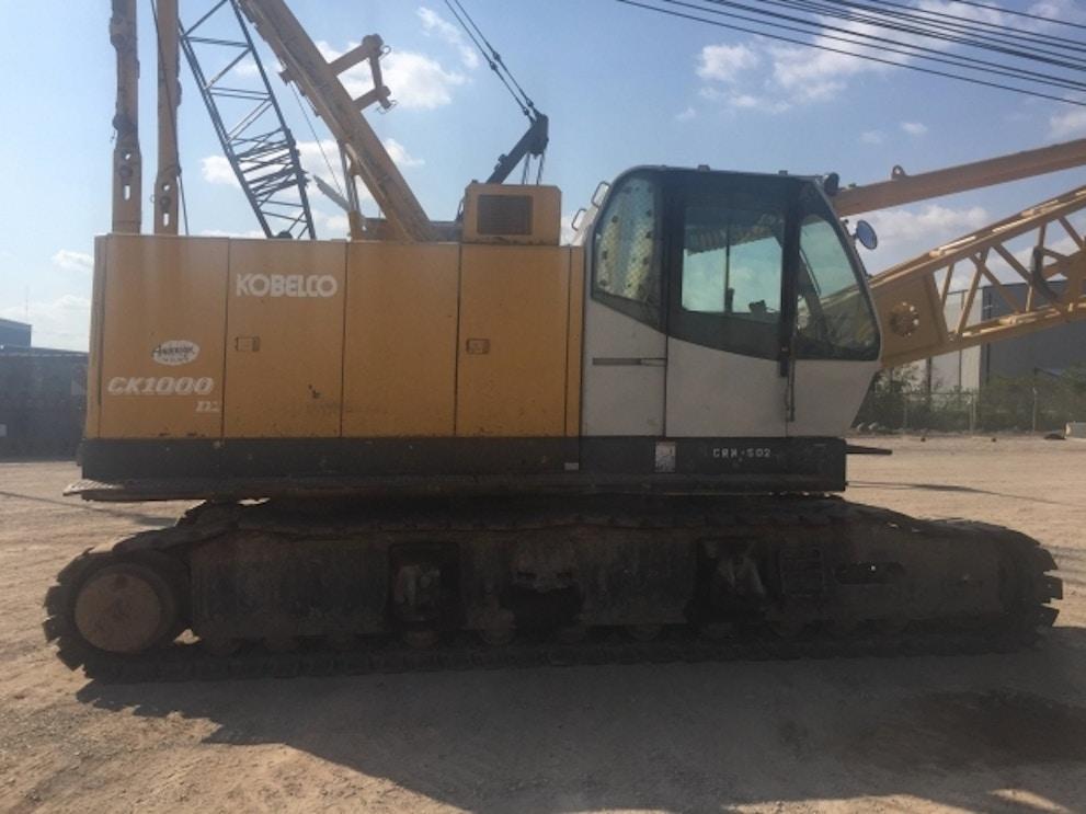 2010 Kobelco CK1000 III CCC100545 1