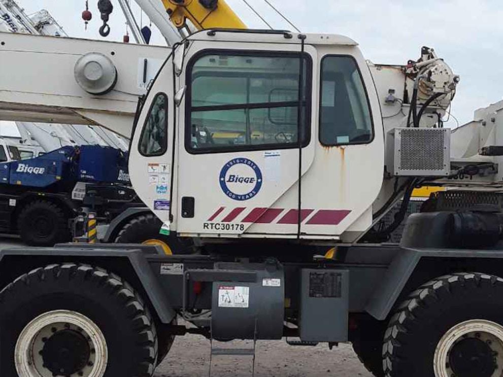 2011 Terex RT230 RTC30178 1