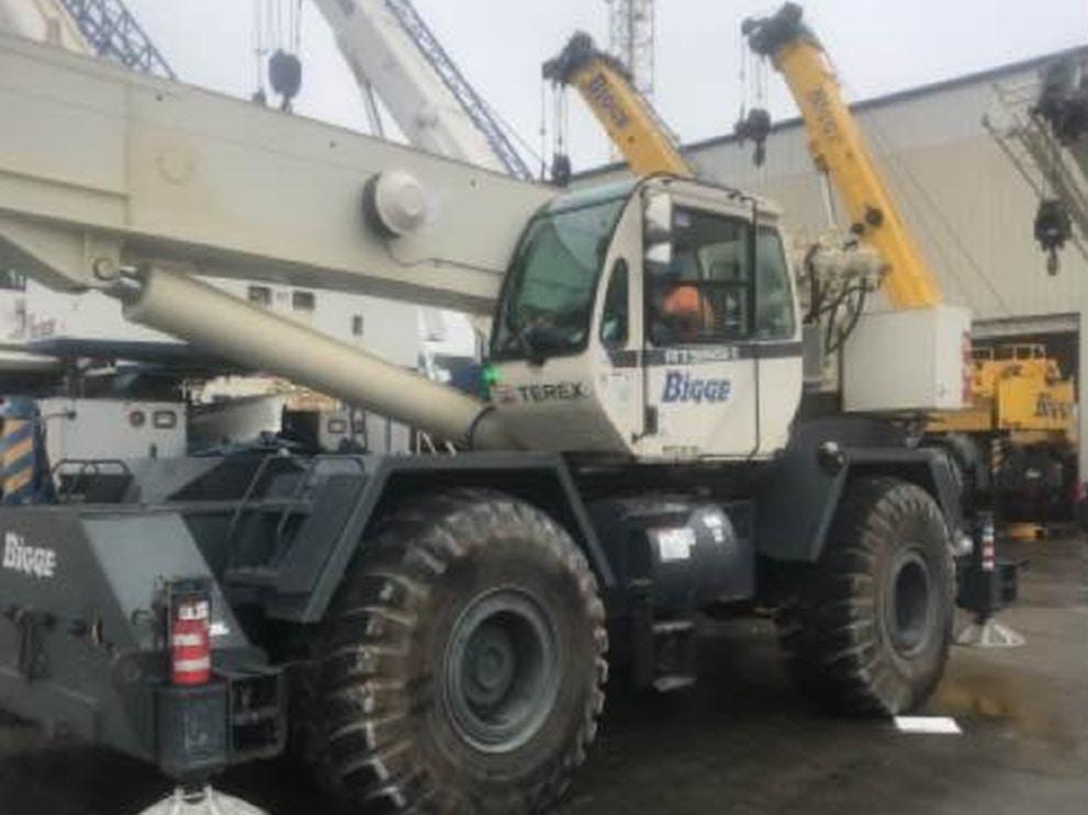 2011 Terex RT555 1 RTC55156 1