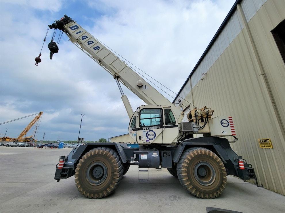 2011 Terex RT555 1 RTC55163 1
