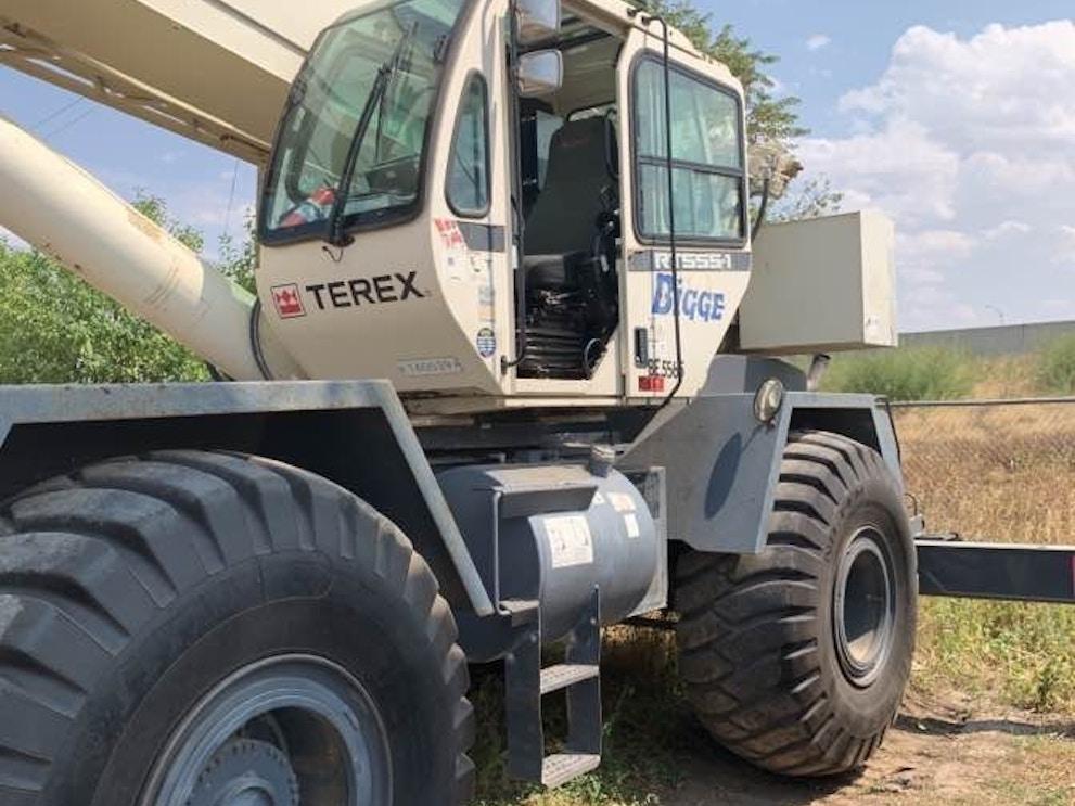 2011 Terex RT555 1 RTC55165 13