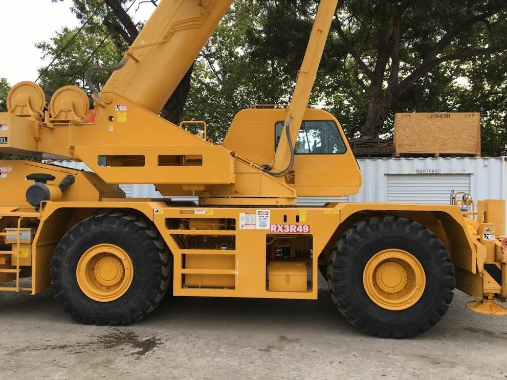 2012 Tadano GR 550 XL 2 RTC55177 1