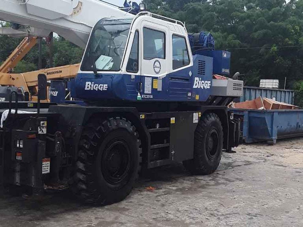 2012 Tadano GR350 XL2 RTC351561