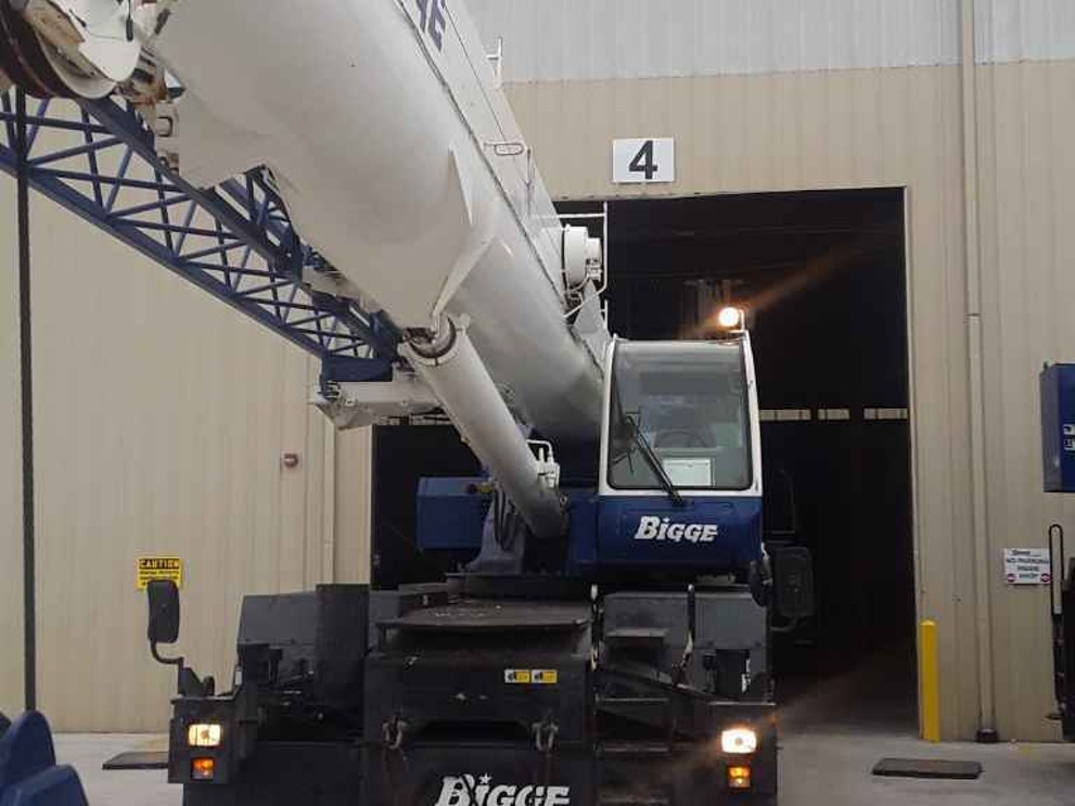 2012 Tadano GR550 XL2 RTC551792