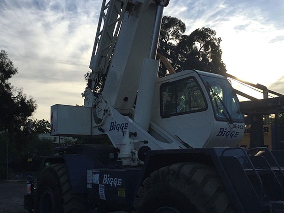 2012 Terex RT 345 1 XL RTC45121 1