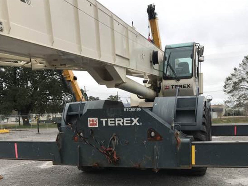 2012 Terex RT780 RTC80196 1