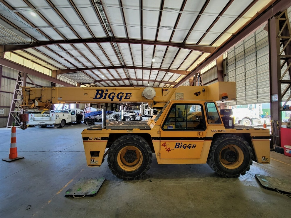 2014 Broderson IC 200 H CDC15113 1