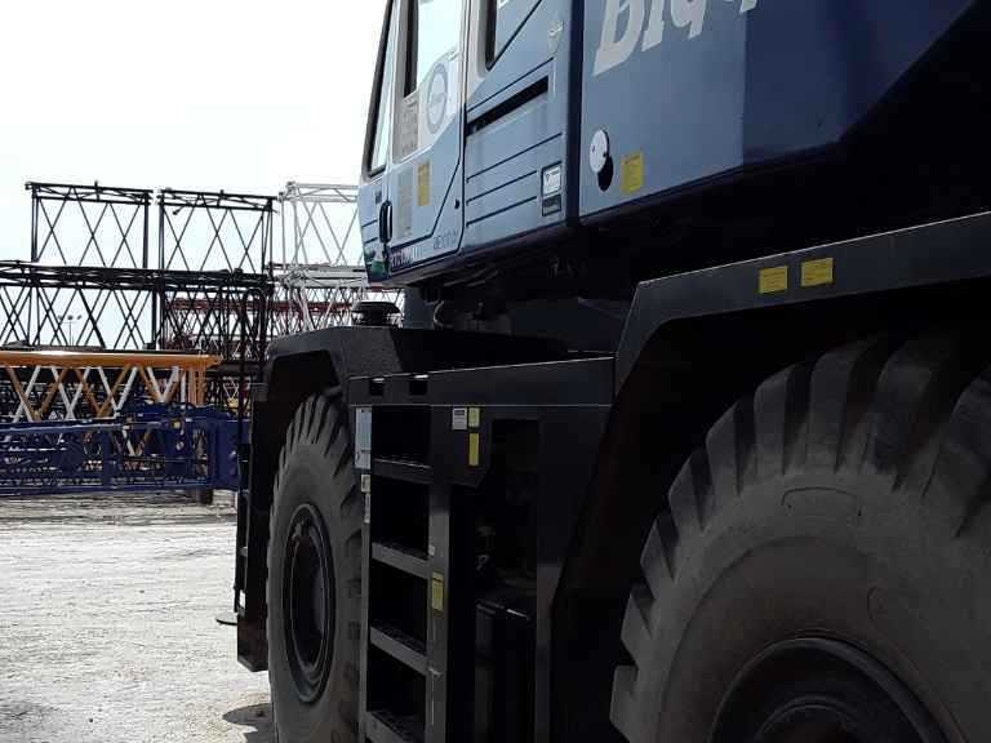 2015 Tadano GR 1000 XL 3 RTC100141 24