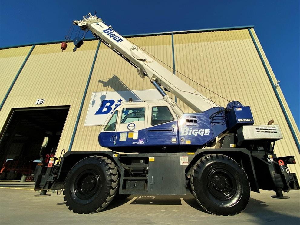 2015 Tadano GR 350 XL 2 RTC35152 1