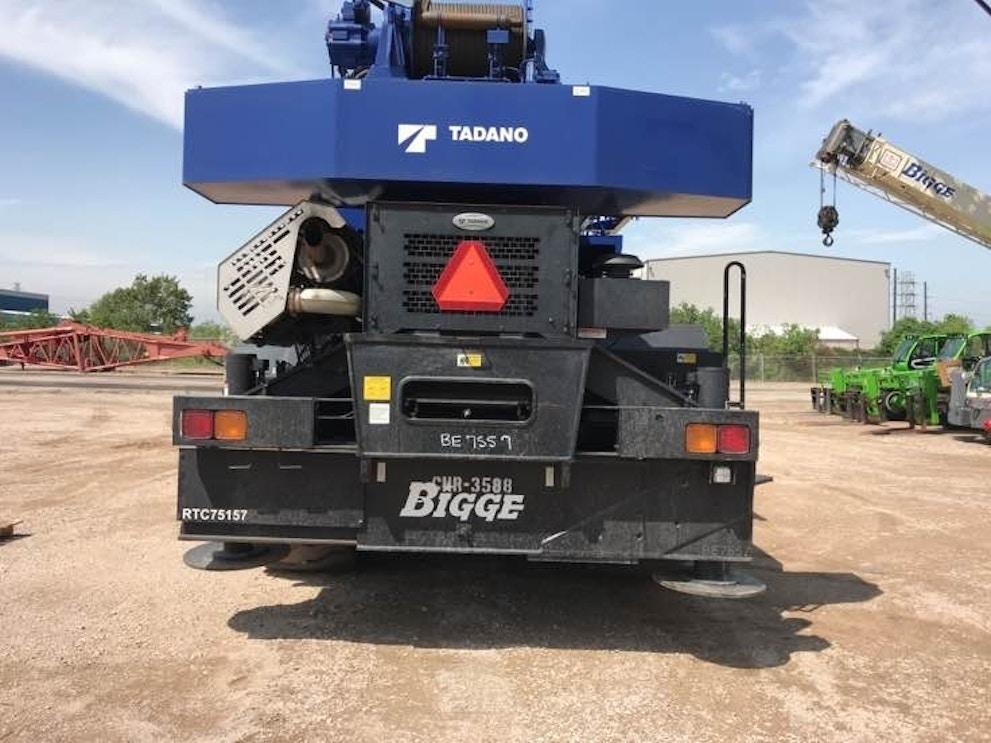 2015 Tadano GR 750 XL 3 RTC75157 30