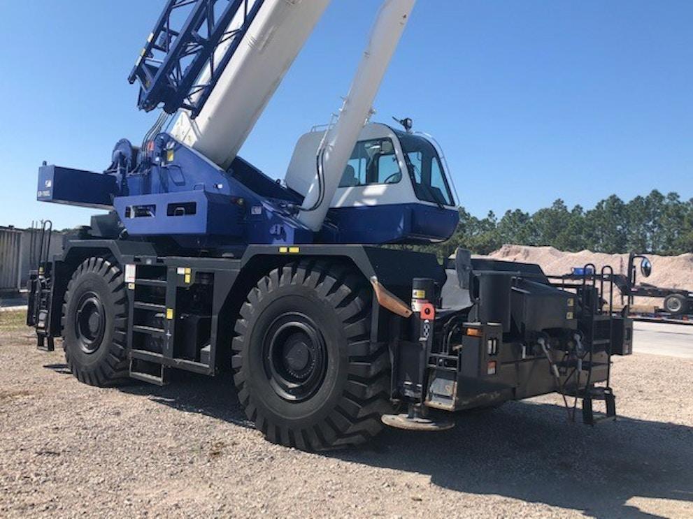 2015 Tadano GR 750 XL RTC75164 1