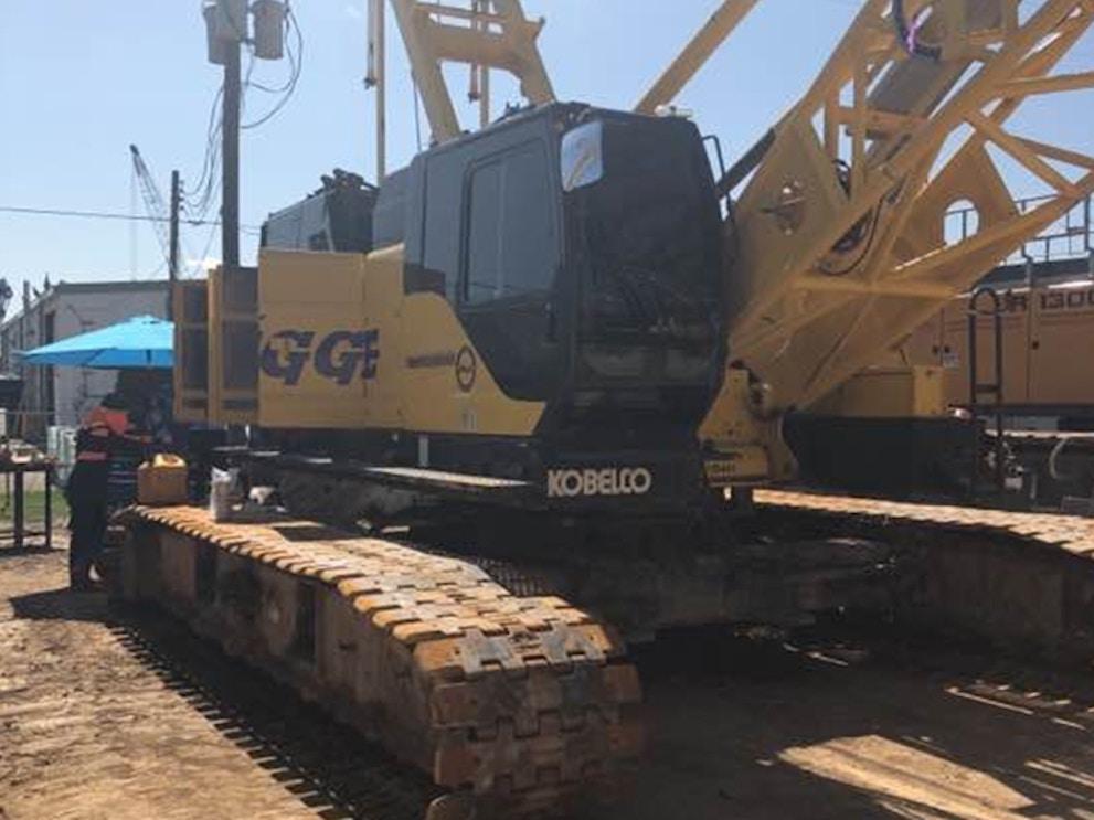 2017 Kobelco CK1100 G 2 CCC110441 1