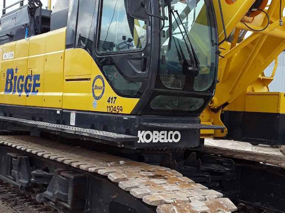 2017 Kobelco CK1100 G 2 CCC110459 1