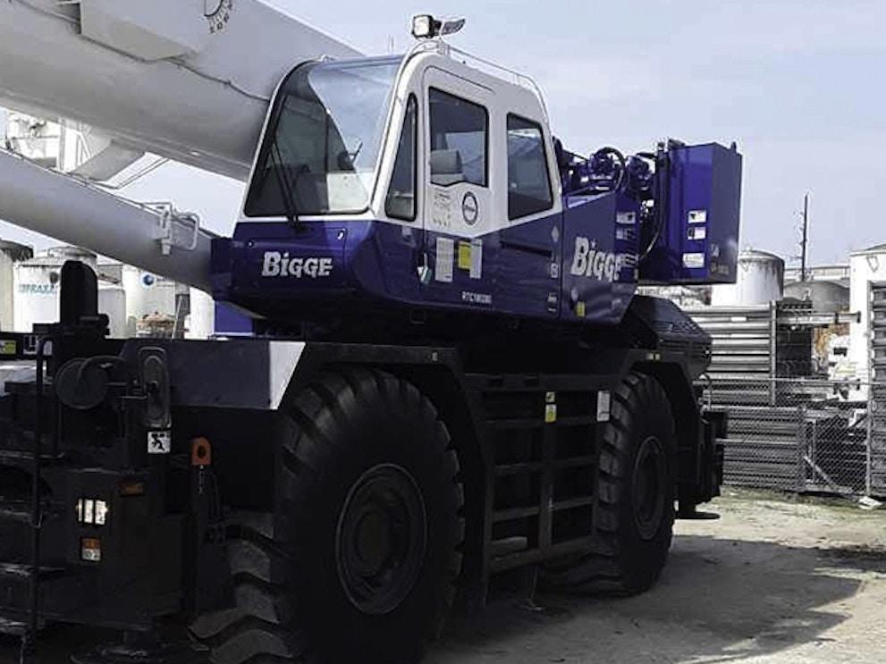 2019 Tadano GR 1000 XL 3 RTC100200 1