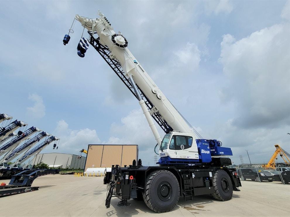 2021 Tadano GR 1300 XL 4 RTC130123 10