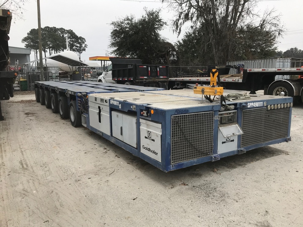 6 Line Modular with power pack a